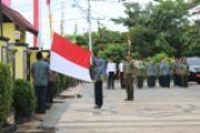 PERINGATAN HUT MAHKAMAH AGUNG REPUBLIK INDONESIAKE 71 DI PENGADILAN NEGERI TEMBILAHAN