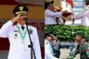 PERINGATAN REPUBLIK INDONESIAKE 71 DI PENGADILAN NEGERI TEMBILAHAN