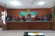 Audit Tim Akreditasi Penjaminan Mutu (TAPM) Pengadilan Tinggi Pekanbaru di Pengadilan Negeri Tembilahan Kelas II